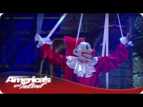 Rudy Coby Showcases His Original Magic Creations - America's Got Talent YouTube Performance EP: 722