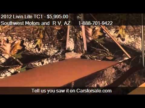 2012 Livin Lite TC1 - for sale in Dewey, AZ 86327