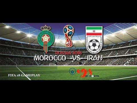 MOROCCO Vs IRAN LIVE STREAM HD - FIFA World Cup 2018 LIVE - GROUP B(IRAN vs  MOROCCO) GAME PLAY 44109d0271895