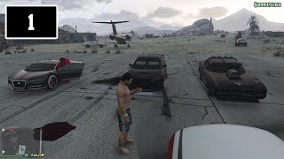 Giving GTA 5 Cancer with Friends (Part 1)