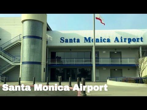 Santa Monica California (SMO) California Airport Driving directions 17 Minutes