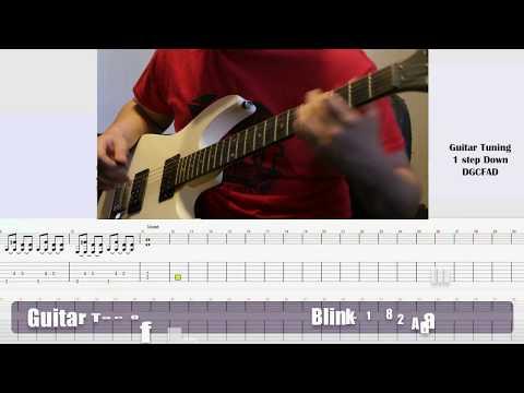 Tab Of the Week V1 -  Blink 182 Adam's Song