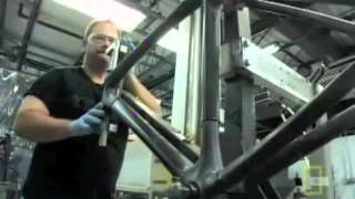 Trek carbon bicycles - the manufacturing