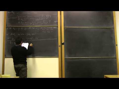 Relativistic Quantum Mechanics Lecture 4