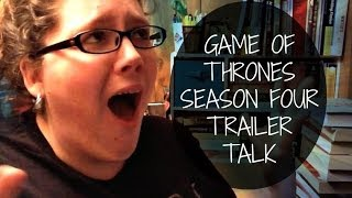 LET'S FREAK OUT | GoT SEASON 4 TRAILER Thumbnail