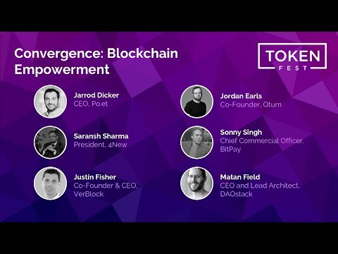 Panel Discussion - Convergence: Blockchain Empowerment
