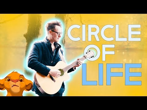 Circle Of Life - The Lion King (Acoustic Guitar Cover)