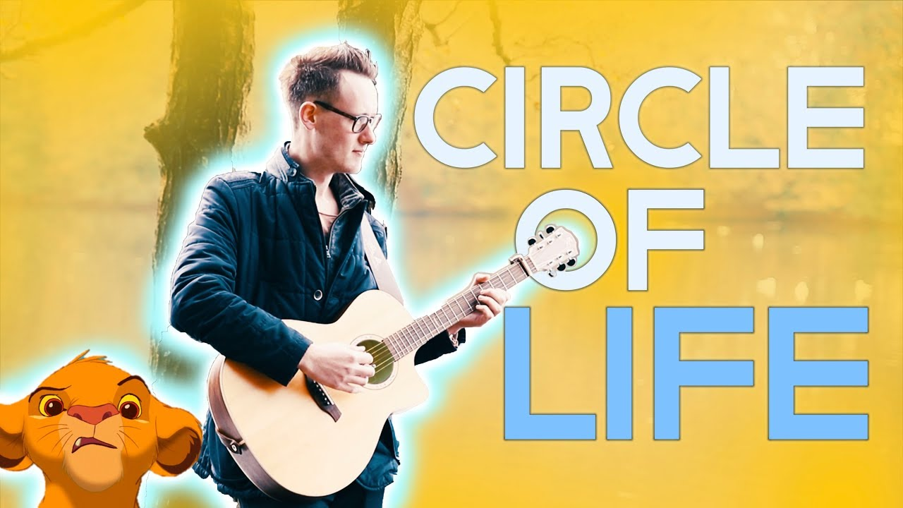 how to play circle of life on guitar