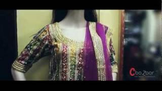 making of patiala suit at cbazaar