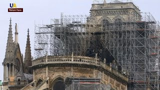 Прокуратура Парижа полагает, что к пожару в Нотр-дам-де Пари привело стечение обстоятельств
