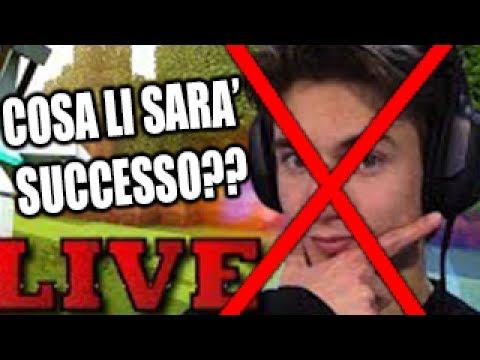 SIMONESC97 SPARITO DAL MONDO DEL WEB PER PIU' DI 24 ORE! COSA LI SARA' SUCCESSO? LIVE ITA
