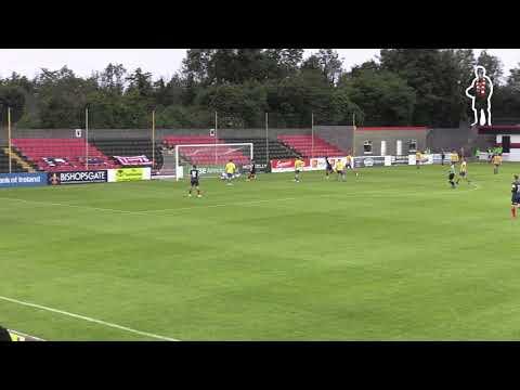 Goal: Ronan Coughlan (vs Longford Town 12/06/21)