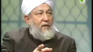 Liqa Ma'al Arab 3 January 1995 Question/Answer English/Arabic Islam Ahmadiyya