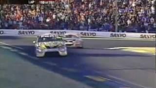 Craig Lowndes wins Peter Brock trophy Bathurst 2006