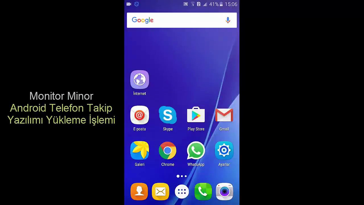 UZAKTAN TELEFON TAKİBİ