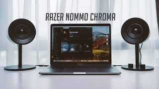 Razer Nommo Chroma Review | Audiophile Grade Gaming Speakers