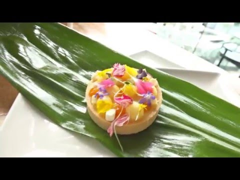 The Ritz-Carlton, Marina del Rey - Edible Flowers at Cast & Plow