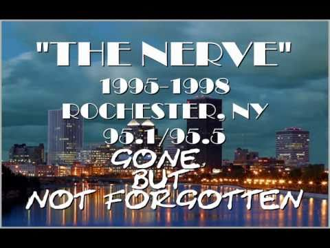 THE NERVE: Rochester, NY Radio 1995-1998