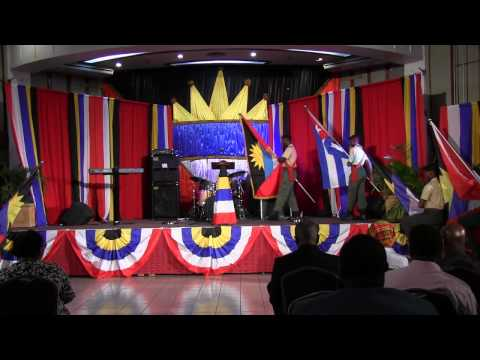 2016 Antigua and Barbuda Independence Launch