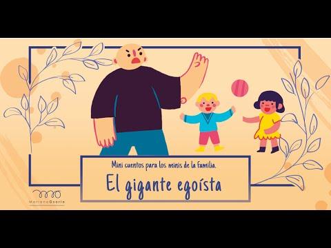 El gigante egoista, un cuento con Mariano Osorio