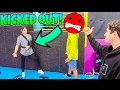 KICKED OUT OF TEMPEST SUPER TRAMPOLINE PARK W MIKEY MANFS ROCCO PIAZZA mp3