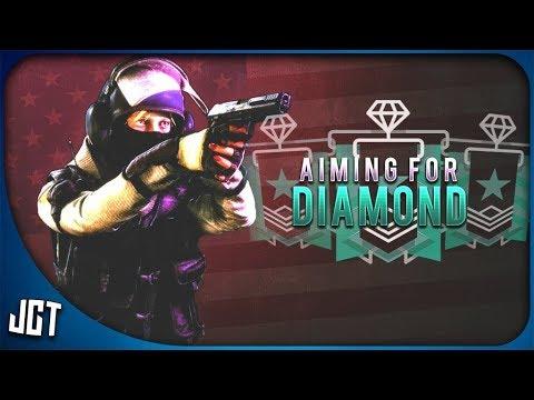 Rainbow Six Siege - AIMING FOR DIAMOND