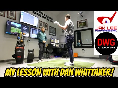 MY LESSON WITH DAN WHITTAKER!