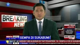 Diguncang Gempa 6,3 SR, Warga Sukabumi Panik