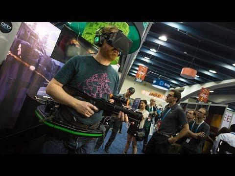 Hands-On: Virtuix Omni Treadmill with Oculus Rift