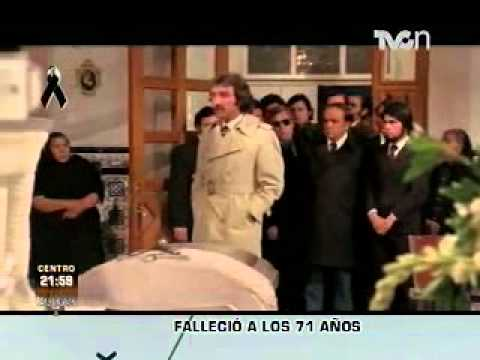 Muere Pedro Armendáriz Jr.