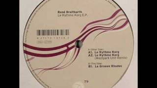Rene Breitbarth - Le Groove Rhodes