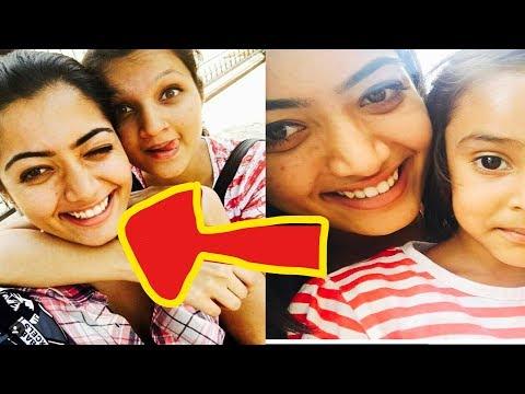 Rashmika Mandanna Sister photos