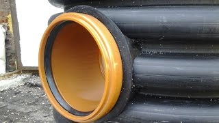 Муфта для врезки по месту in situ(Покажем вариант врезки в колодец или трубопровод с помощью муфты IN SITU Wavin., 2016-02-24T11:52:34.000Z)