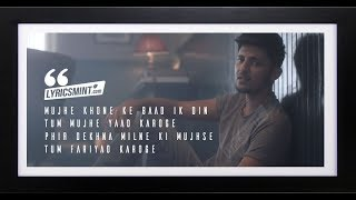 TERA ZIKR KARAOKE SONG- HD CLEAR QUALITY- use headphones or watch my another karaoke of this song