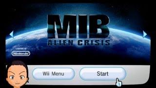 Wii - Men in Black Alien Crisis - First 13 Minutes