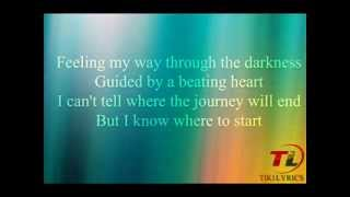 Aloe Blacc - Wake me Up (Lyrics) Solo Version
