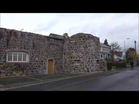 IRELAND'S OLDEST HOUSE? WHITE HOUSE WHITEABBEY