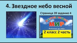 Сказка/Звездное небо весной №4 (Окр. мир 2 класс Перспектива)
