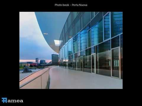 Porta Nuova; photo book - AMEA manufactures, metal construction and innovative Italian design