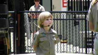 Terri Bindi Robert Irwin