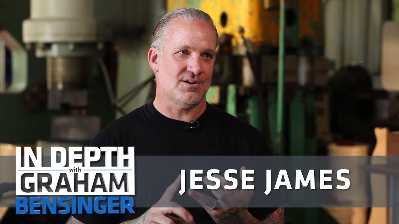 Jesse james on bringing monster garage back right away - Jesse james monster garage ...