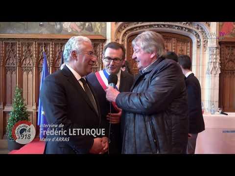 ITW António COSTA & Frédéric LETURQUE - Arras - 09/04/2018