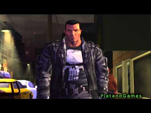 The Punisher 2013 - Chapter 1: Crackhouse - Part 1 - Violent Play Style - HD