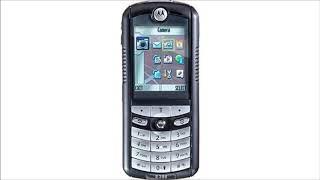 Motorola E398 - New Pulse