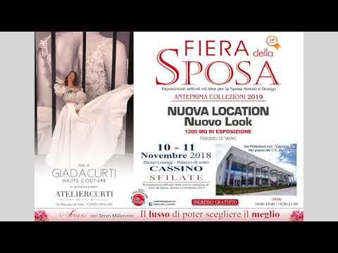 f93fba6380d3 Fiera della Sposa CASSINO - FROSINONE - FONDI a NOVEMBRE 3 Appuntamenti da  non perdere!
