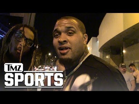 NFL's Mike Pouncey to Trump, 'If You Wanna Talk, Let's Talk' | TMZ Sports
