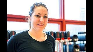 Månadens profil Katarina Aronsson   Kristinedals Träningscenter