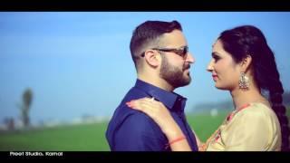 Punjab & Sukhinder pre wedding shoot by preet studio karnal