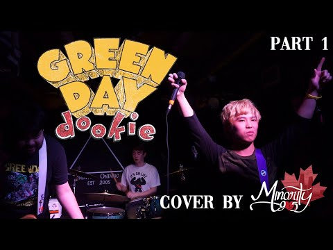 Green Day - Dookie (Live Full Album Cover) [Part 1] Mp3