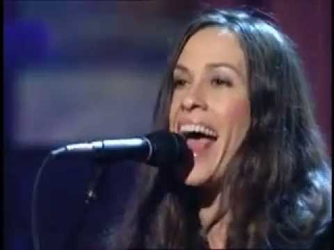 Alanis Morissette singing The Beatles Dear Prudence